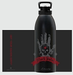 Black Palm Bottle -- 32oz