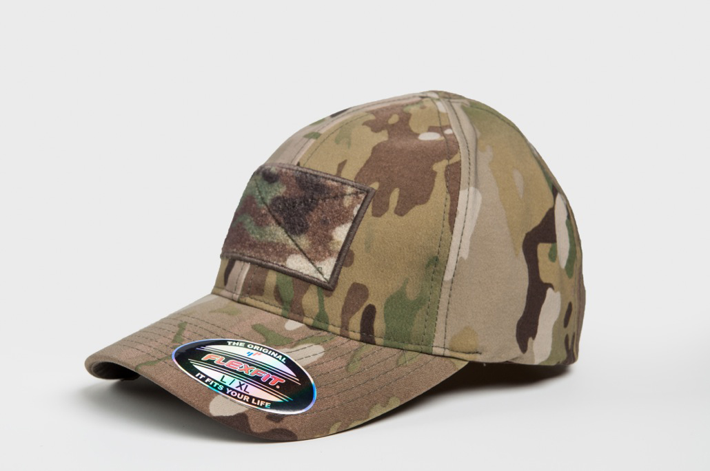 Black Palm Syndicate - One Cap To Rule Them All™ Soft Shell MultiCam Hat 1d2de07dd97
