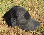 Range Day Hat -- Multicam Black