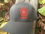 Black Palm Syndicate Logo Hat (Dark Grey)