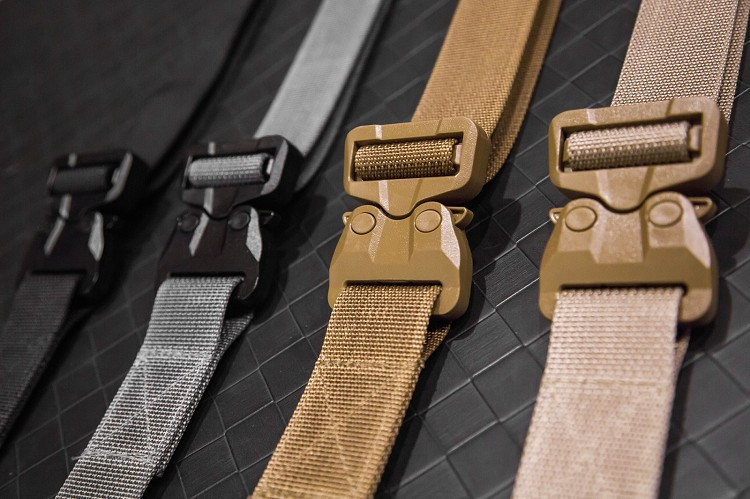 FuTSA Carry -- Every Day Carry / Travel Belt